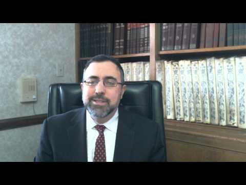 Torah Video Vort - Tolodos 5773 - Rabbi Etan Tokayer