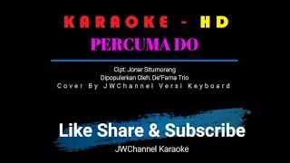 Karaoke Percuma do Percuma namai / Defama Trio / Lirik Berjalan / HQ Audio