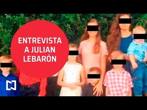 Julián LeBarón: Había tres familias distintas en el ataque - Despierta