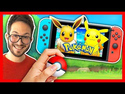 POKÉMON LET'S GO, forces et faiblesses : mon avis sur Nintendo Switch thumbnail