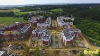 видео ЖК Усадьба Суханово от ФРИЗ