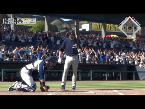 Frank D Tank MLB the Show 17 Ep1 Spring Training with White Soxs