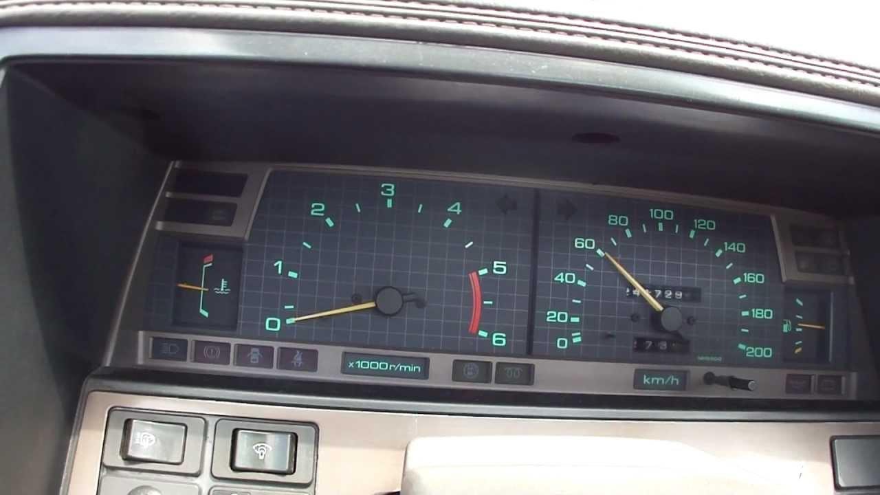 Mufflers 4 Less >> Nissan Laurel C32 2.8D - YouTube