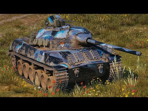 World of Tanks Škoda T 50 - 9 Kills 8,7K Damage thumbnail