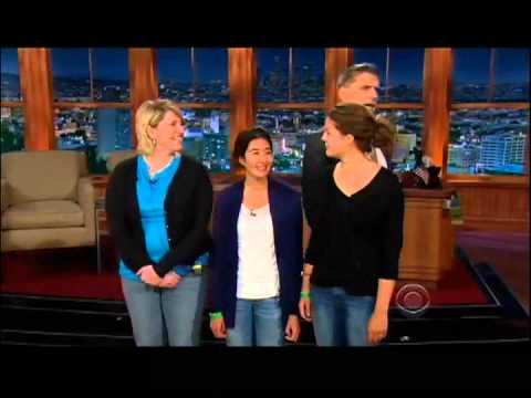 Craig Ferguson 2/4/13A Late Late Show...