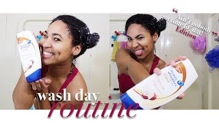UPDATED Wash Day Routine | Quick & Easy!