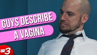 Guys Describe a Vagina