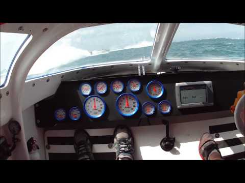 clearwater off shore power boat races 2014 on board turtle cove marina