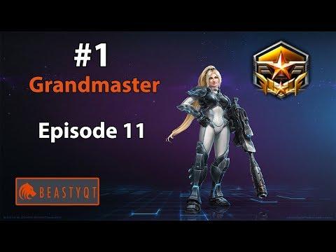 StarCraft 2: SERIES FAILING?! - RANK ONE Grandmaster! - Episode 11