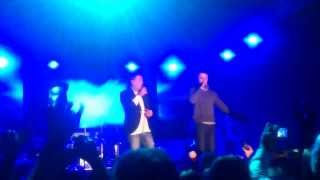 Zeljko Joksimovic & Daniel Kajmakoski Koncert Ohrid Lihnida kajce veslase