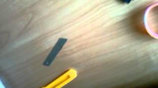 Как легко сделать клинок ассасина(В этом видео я вам покажу как легко и просто сделать клинок ассасина., 2014-11-07T01:48:08.000Z)