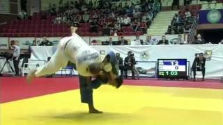 LEANDRO GUILHEIRO - MEN OF HONOR - JUDO COMPILATION