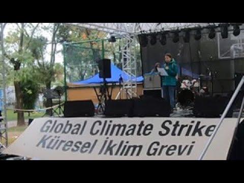 Üçüncü Küresel İklim Grevi