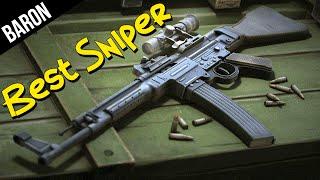 Best Sniper Rifle of World War 2!  (Heroes & Generals)