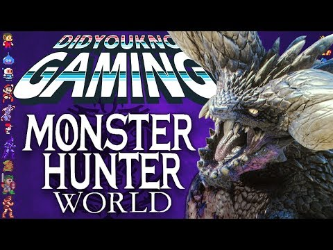 Monster Hunter World - Did You Know Gaming? Feat. Furst