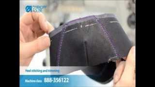 Пошив обуви под мокасины на швейных машинах Durkopp Adler(Пошив обуви под мокасины на швейных машинах Durkopp Adler Современные швейные машины для обувного производства..., 2013-10-18T10:07:24.000Z)