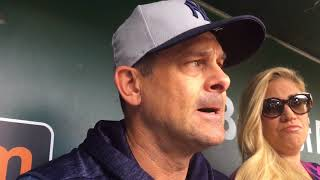 Yankees' Aaron Boone on Luke Voit after 2-HR game