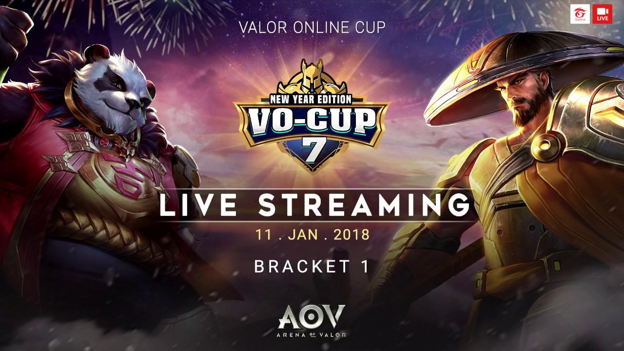 Garena Aov Vo Cup  Final Bracket