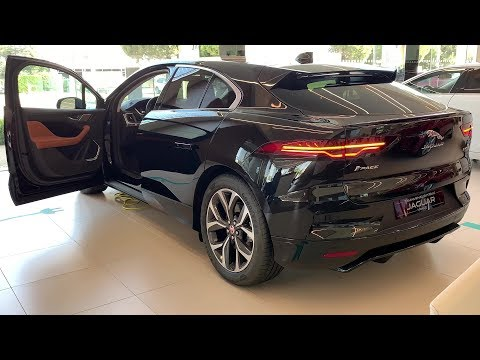 2019 Jaguar i-Pace - Luxury Electric SUV!