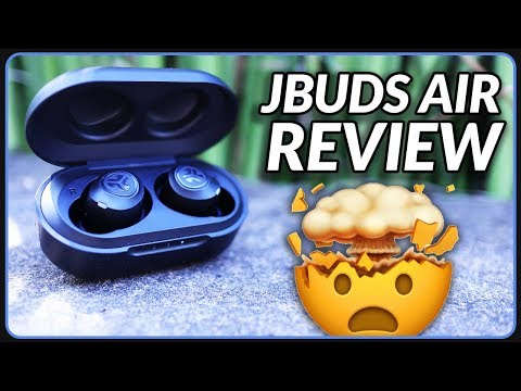 JBuds Air True Wireless Earbuds... Best Earbuds Under $50 2019?