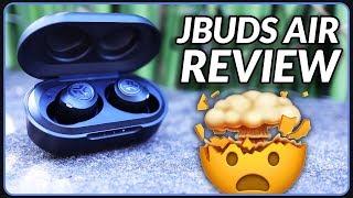 JBuds Air True Wireless Earbuds... Best Earbuds Under $50 2019?