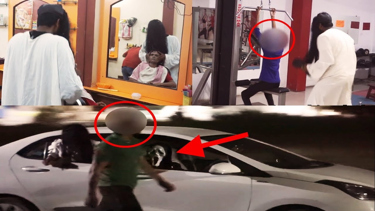 Ghost Prank Best Compilation 2019   Funniest and Scariest Compilation   ADC Motion Pictures