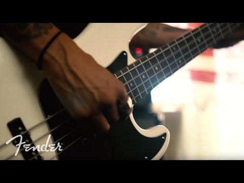 Don 'Nuge' Nguyen on Creativity and Love for the Bass | Deluxe Series | Fender