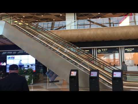 Heydar Aliyev International Airport  Azerbaijan Baku