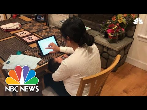 How One Mom Of Four Is Working To Gain Her Financial Independence   NBC News