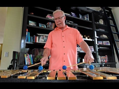 Vibraphonist Gary Burton: 'A gay guy who happens to be a jazz musician'