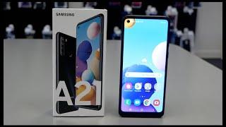 Samsung Galaxy A21 مراجعة و فتح صندوق