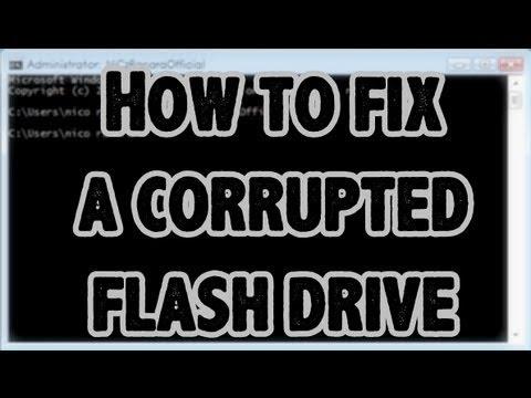 CORRUPTED FIX