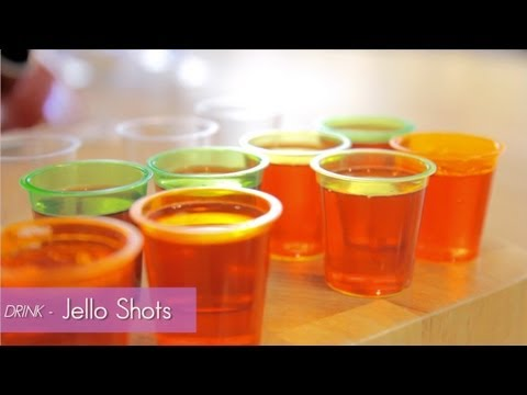 How To Make Vodka Jello Shots - Let's Mix With Modernmom