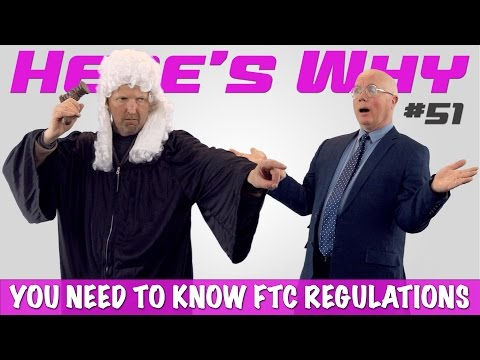 Here's Why You Need to Know FTC Regulations