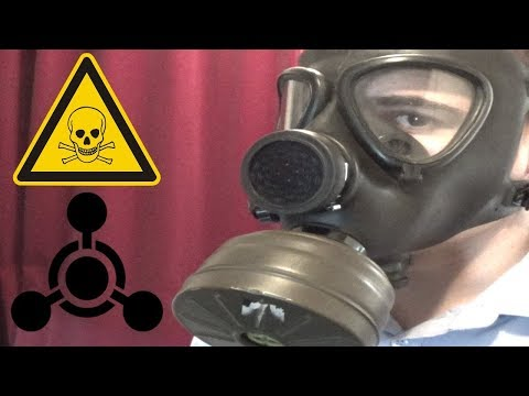 The Worlds Scariest Chemical Weapons