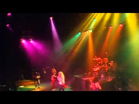 SAXON - Ride Like The Wind (live)