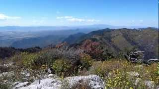 miller peak 360, sept. 2012