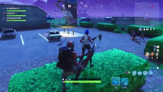 Fortnite try to get a win
