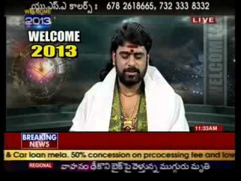Astrology Special 2013 - TV5