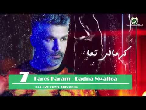 LEBANON TOP 40 SONGS | اغاني لبنانية , 2018 (POPNABLE CHART)