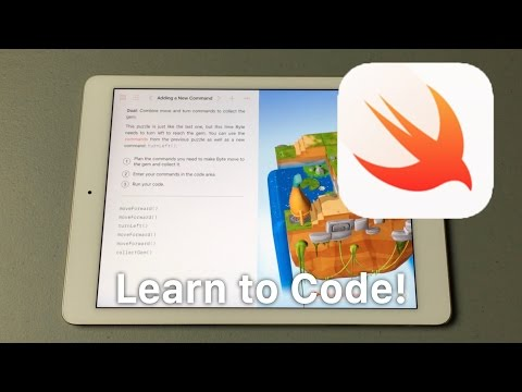 Learn to CODE With Swift Playgrounds! Mp3