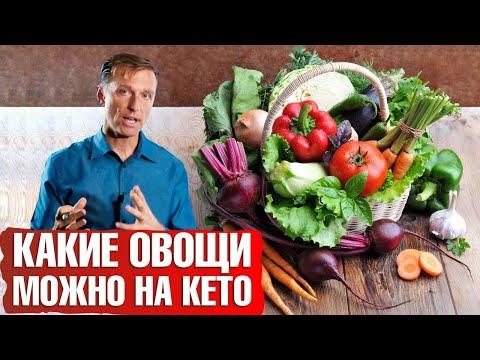 Какие овощи можно есть на кето-диете?🍅