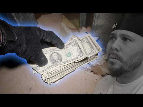 We Found A Fortune In This Scary Place (MONEY FOUND)