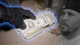 MONEY LEFT BEHIND! SCARY Abandoned Stadium | OmarGoshTV
