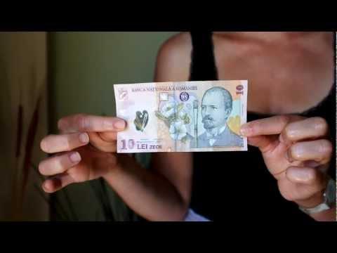 Romanian Plastic Money!