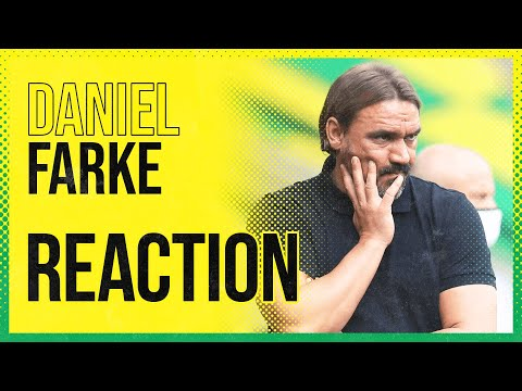 Norwich City 0-4 West Ham | Daniel Farke Reaction