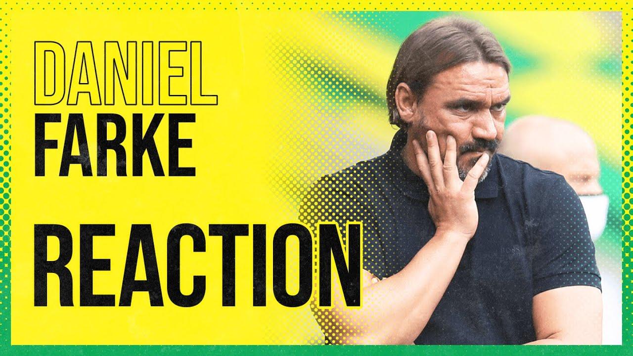 Norwich City 0-4 West Ham   Daniel Farke Reaction