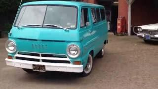 Dodge A100 1964 Filmfahrzeug bei Carsformovies.de