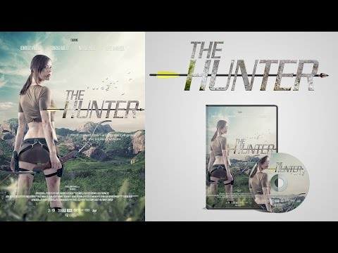 Movie Poster Tutorial - The Hunter