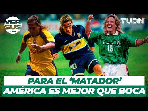 """Matador Hernández: """"Vestir la camiseta del América es para ser campeón"""" I TUDN"""